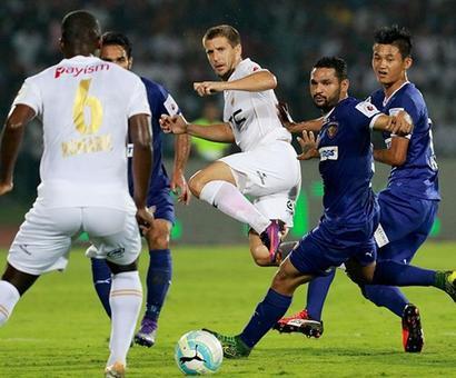 ISL: Chennaiyin FC break NorthEast jinx