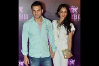 Salman Khan's brother and Huma Qureshi in a relationship? Sohail Khan's wife reacts