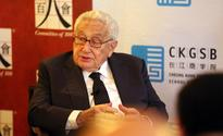 Henry Kissinger and CKGSB Dean Xiang Bing Discuss US-China Relations in Trump-Xi Era