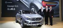 Mercedes Concept GLA sets bar for premium compact SUVs
