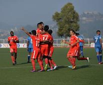 I-League 2017-18: Defending champions Aizawl FC return to winning ways with victory over Chennai City FC