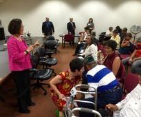 US senator hosting meetings to help Filvets with parole program
