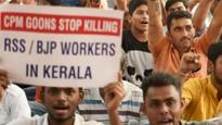Kerala: Another RSS worker hacked in Kunnur, critical; BJP accuses CPI(M)