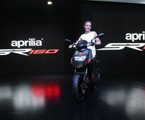 Aprilia SR 150 to be Launched with an Introductory Pricing