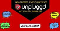 Introducing : UnPluggd Day1 Agenda; Early Bird Discount Ends This Weekend #ProductGeeks!