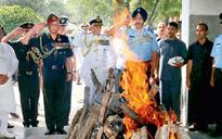 Arjan Singh's funeral in sharp contrast to lonely send-off given to Army legend Sam Manekshaw