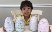 6-year-old on Forbes highest-earning YouTube celebrities makes $11 million a year reviewing toys