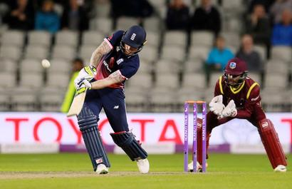 Bairstow ton propels England to easy ODI win over Windies