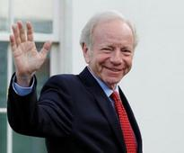 Joe Lieberman withdraws from race to be next FBI director, cites conflict of interest