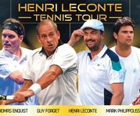 Henri Leconte to Launch Tennis Activity in Luxembourg