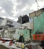 5 years after the Great East Japan Earthquake / Work goes on at ruined N-plant