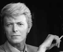 David Bowie, not Drake or Adele, declared most popular artist of 2016 in Britain