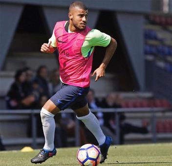 Sports Shots: Barca star Rafinha set to miss crucial month