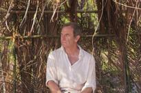 Robson Green gets stranded on desert island for Robson Crusoe TV show