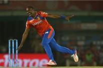 Gujarat asked to bat, Finch in for injured Bravo