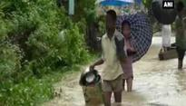 Assam: Nearly four lakh people affected by flood