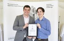 News story: UKAEA announced as Apprentice Team of the Year Finalist