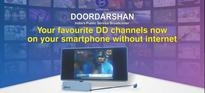 Now Watch DD channels Without Internet on Your Smartphone