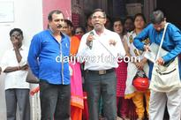 Udupi: Postal employees JAC hold protest against pay commission loopholes