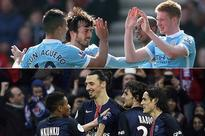 Manchester City and PSG, two fast-tracked clubs battling for world-class confirmation