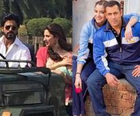 Shah Rukh Khan-Mahira, Salman Khan-Anushka Sharma, Katrina Kaif-Sidharth Malhotra  Here are the 5 fresh pairings you will see in Bollywood next!