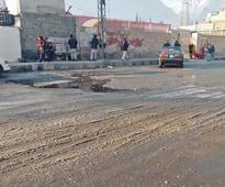 Frozen: Heavy snowfall paralyses life in Gilgit-Baltistan