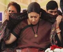 Smriti Irani wanted her educational information kept secret, DU tells CIC