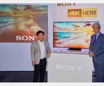 Sony introduces 4K HDR