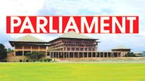Deputy Speaker hits out at protesters in Parliament