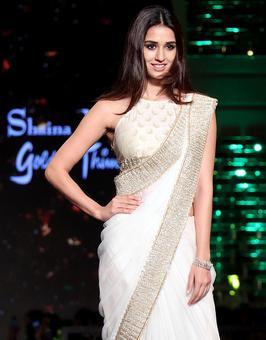 In Pics: Disha Patani divine in white