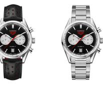 Panda eye dials re-appear on 2016 range of TAG Heuer Carreras