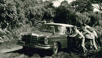 Did you know each Kenyan town had its own car number plates, KAA for Mombasa?