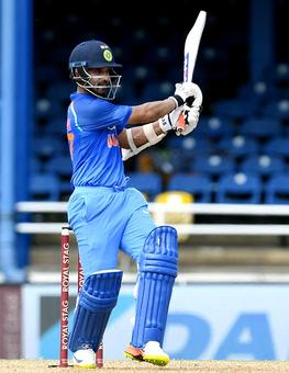 Rahane may replace Dhawan for first Australia ODI
