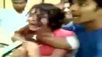 Video: Mumbai student ransacks police station after being held for drunk driving