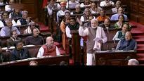 Renuka Chowdhary accuses PM Modi of 'denigrating the status of a woman'; gets slammed by Smriti Irani