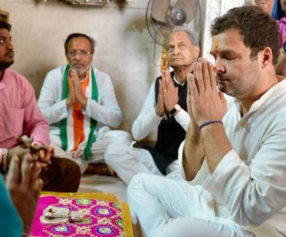 Rahul is following Aurangzeb, Khalji in Gujarat: BJP