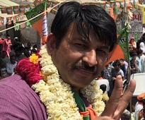 Arvind Kejriwal taking revenge on MCD voters by blocking funds, alleges Manoj Tiwari
