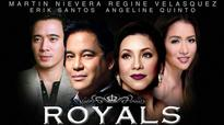 OPM Royalties To Serenade Fans For A Pre-Valentines Concert!