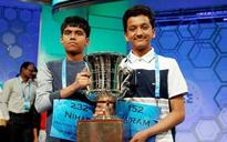 Two Indian-Americans are co-winners of US Spelling Bee 2016