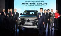 Mitsubishi Motors eyes Montero regaining No. 1 position by 2017