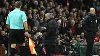 Mourinho sent off as Man Utd slump goes on