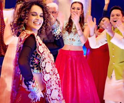 Simran Review: Kangana is adorable!