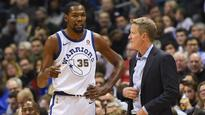 NBA: Kevin Durant leads Steph Curry-less Golden State Warriors win over Milwaukee Bucks