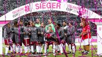 Bayern Munich seal 2017 Telekom Cup success after win over Mainz