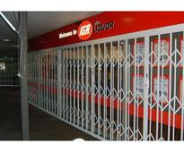ATDC trellis doors installed across Metcash branded companies Australia wide
