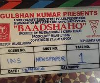 Check out Ajay Devgn and Emraan Hashmi begin shooting for Baadshaho