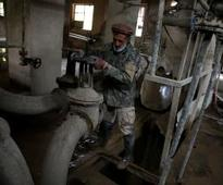 Hopes and fears for jobs as Afghan cement factory reopens