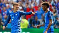 Griezmann double fires France to quarters after 2-1 comeback win over Ireland