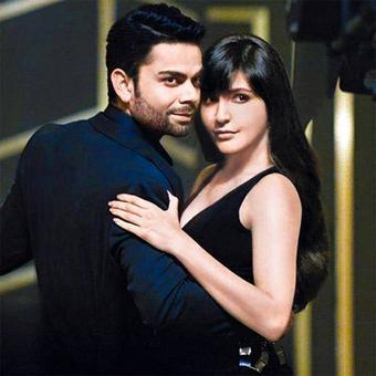 Anushka-Virat's romantic album of memories