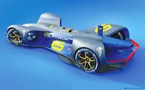 Roborace announces Michelin as official tyre sponsor
